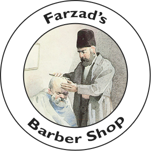 Farzad's Barber Shop logo