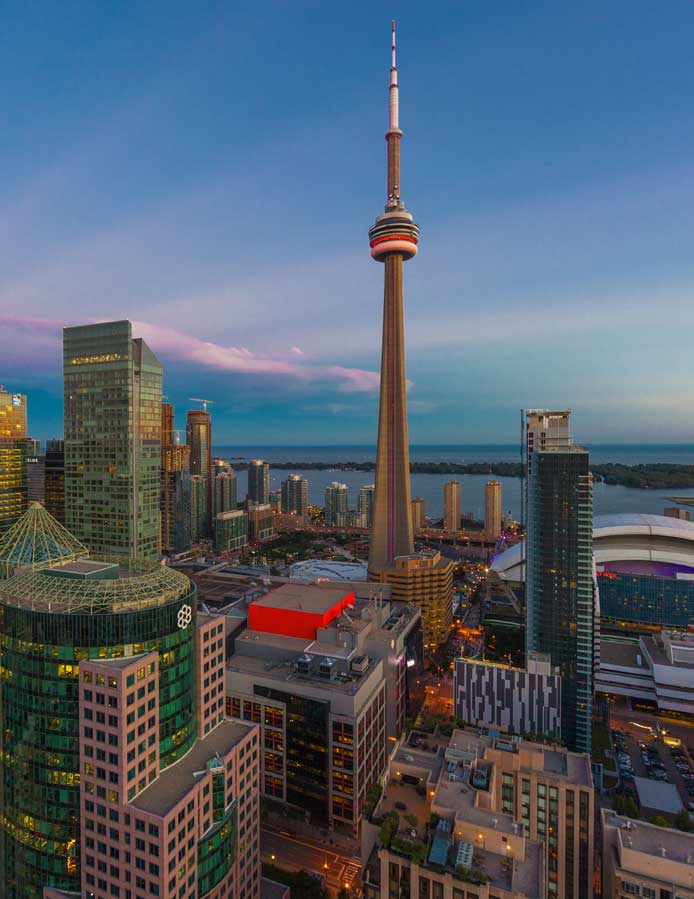 Browse by region Toronto image