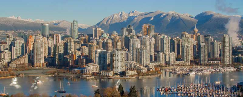 Browse by region Vancouver image