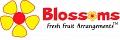 Blossoms Fresh Fruit Arrangements logo