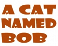 A Cat Named Bob logo