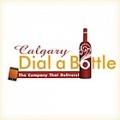 Calgary Dial A Bottle logo
