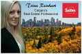 Calgary Real Estate Online .ca – Trina Reinhart, Sutton Group Canwest Realty logo