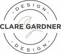Clare Gardner Design logo