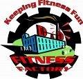 D & D Fitness Factory logo