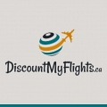 Discount My Flights - Canada logo