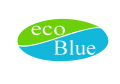 EcoBlue Cleaners logo