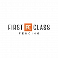 First Class Fencing logo