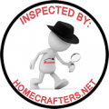 HomeCrafters Calgary Home Inspections logo