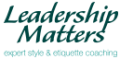 Leadership Matters Consulting Services logo