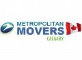 Metropolitan Movers Calgary logo