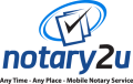 Notary2u.ca - Calgary Mobile Notary Services logo
