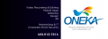 Oneka Studios Inc. logo