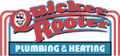 Quicker Rooter Plumbing logo