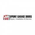 Sprint Garage Doors logo
