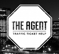 The Traffic Ticket Agent logo