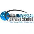 Universal Driving School Calgary logo