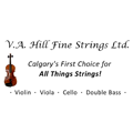 V.A. Hill Fine Strings Ltd. logo