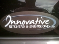 Innovative Kitchens & Bathrooms logo