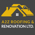 A2Z Roofing & Renovation logo