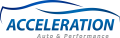 Acceleration Auto and Performance logo