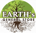 Earth's General Store - Downtown logo