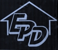 E.Perry Drywall & Carpentry logo