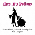 Mrs. P's Potions logo