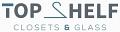Top Shelf Closets & Glass logo