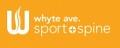 Whyte Ave Sport & Spine logo
