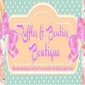 Ruffles & Bowties Bowtique logo
