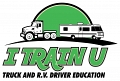 I Train U RV Driver Education LTD logo