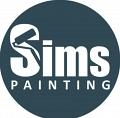 Sims Painting logo