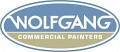 Wolfgang Commercial Painters logo