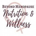 Beyond Menopause Nutrition & Wellness logo