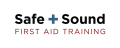 Safe + Sound First Aid Training Ltd. logo
