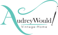 Audrey Would! Vintage Home logo