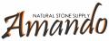 Amando Natural Stone logo