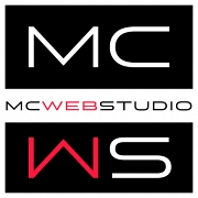 MC Web Studio logo
