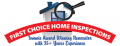 First Choice Home Inspections logo