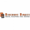 Discount Direct Metal Roofing and Siding logo