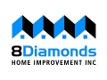 8 Diamonds Home Improvement Inc. logo