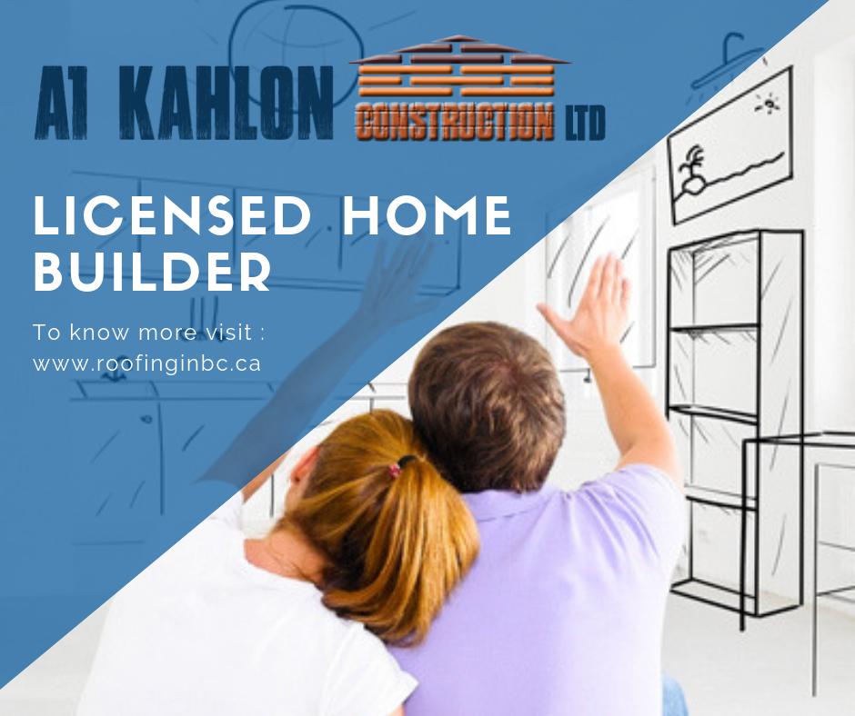 A1 Kahlon Construction Ltd Roofing Service Vancouver
