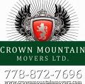 Crown Mountain Movers Ltd. logo