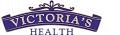Victoria's Health Store logo