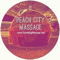 Peach City Massage logo