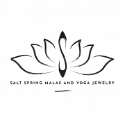 Salt Spring Malas and Yoga Jewelry logo