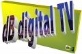 dB digital TV logo