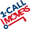 1-Call Movers logo
