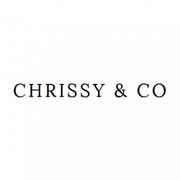 Curated Home By Chrissy & Co logo